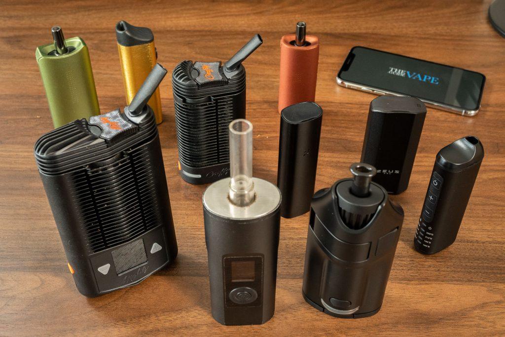 Vaporizadores, top gadgets para los consumidores de cannabis