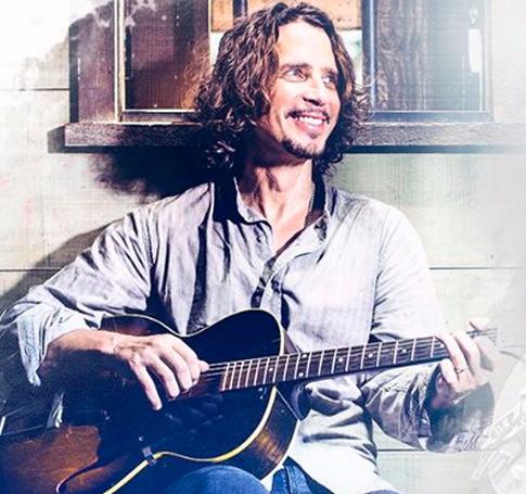Sonrisa de Chris Cornell