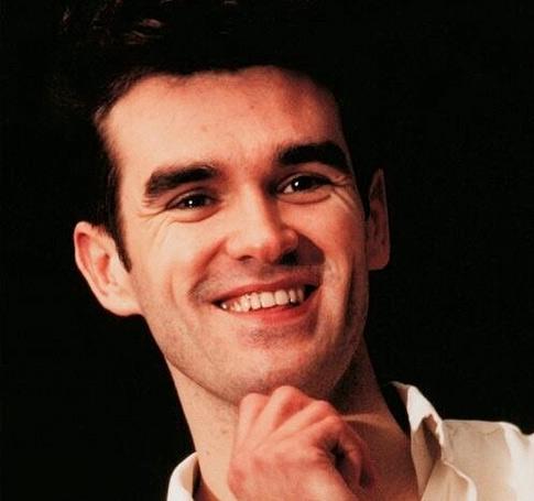 Sonrisa de Morrissey