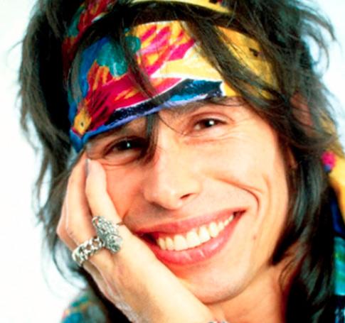 Sonrisa de Steven Tyler
