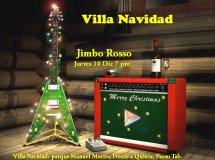 Jimbo Rosso en Villa Navidad