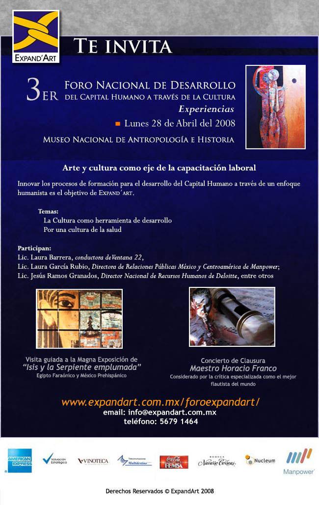 JADEEVOLUCION ARTE FESTIVALES 2008