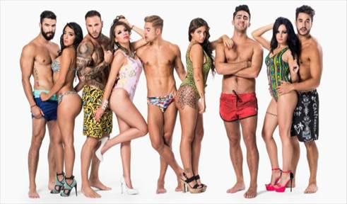 MTV SUPER SHORE estreno en Latinoamérica