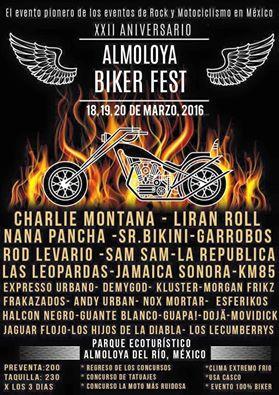 ALMOLOYA BIKER FEST 2016