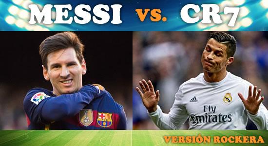 Messi es como Dárgelos y Cristiano como Noel Gallagher