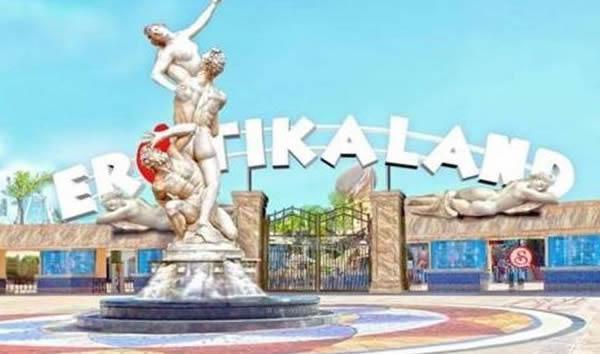 Erotikaland, un parque tématico dedicado al sexo.