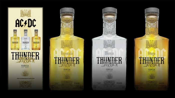 AC/DC lanzará su línea de tequila Thunderstruck