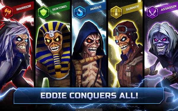 Iron Maiden: El Legado de la Bestia, videojuego para iOS y Android