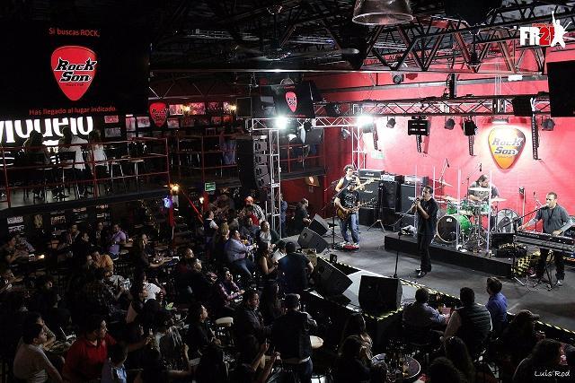 Se inaugura la tercera sucursal de ROCK SON en Villa Coapa.