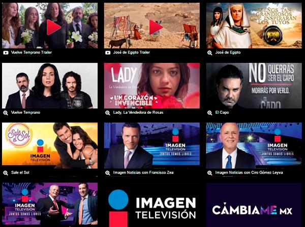 IMAGEN TELEVISIÓN, EL NUEVO CANAL DE TELEVISIÓN ABIERTA DE MÉXICO, REVELA DETALLES DE SU PROGRAMACIÓN