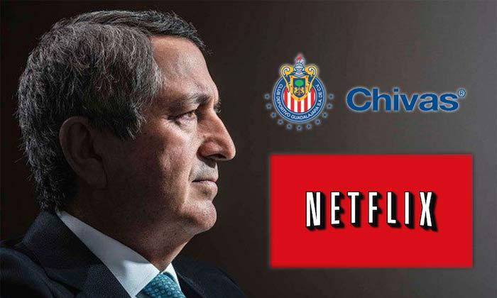 Cambio de Paradigma: Netflix-Chivas o volar hasta el estadio