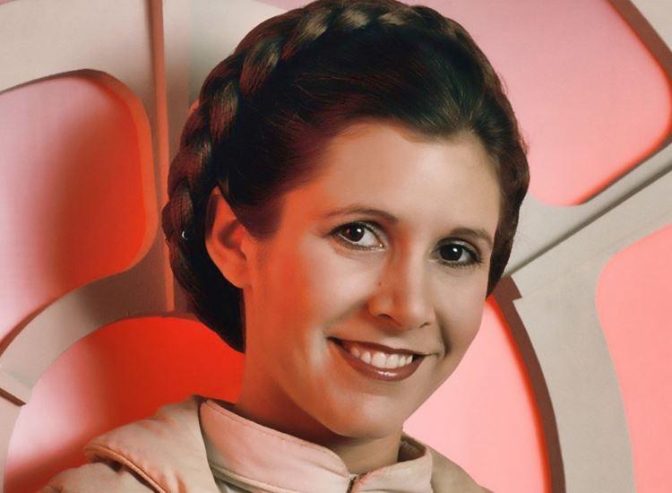 Adiós Princesa Leia
