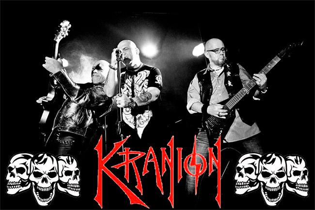 Conoce a KRANION, la nueva propuesta de Rock Nacional.