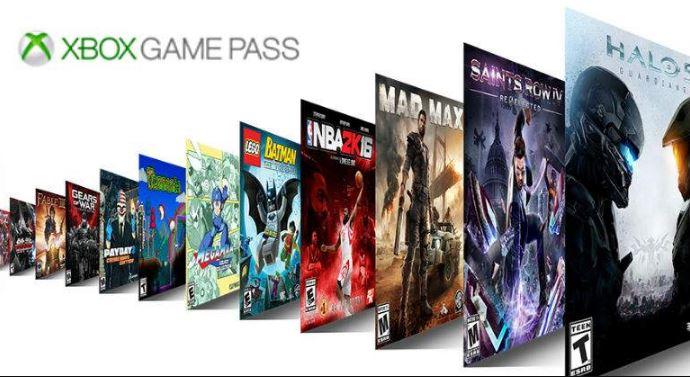 Llega el XBOX Game Pass, acceso a videojuegos via renta mensual.