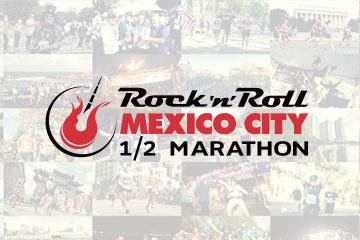 Regresa el Rock n´ Roll 1/2 Maratón a la Ciudad de México
