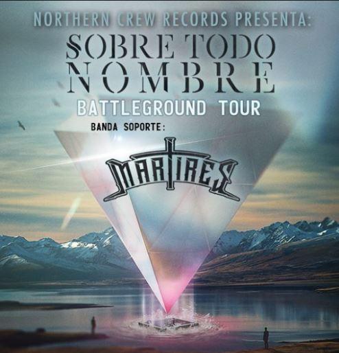 Sobre Todo Nombre, banda colombiana que se presentará en México