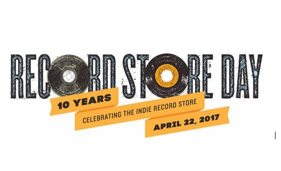 Celebra el Record Store Day 2017 con Rhino y Warner Brothers