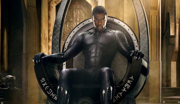 BLACK PANTHER llega a cines en febrero del 2018