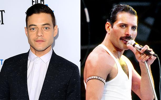 Llegará en el 2018 a cines la vida de Freddie Mercury