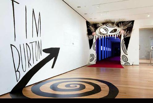 El mundo de Tim Burton llega a México en diciembre