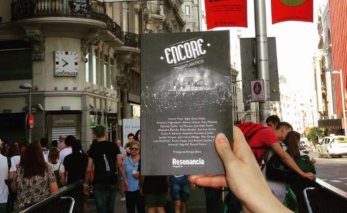 Encore Trasatlántico, un viaje por el rock de México y España a través de la ficción