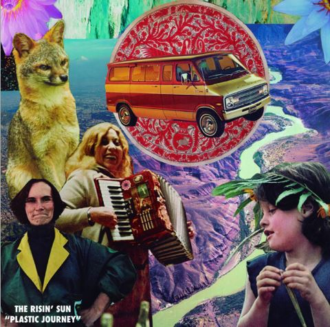 THE RISIN´ SUN presenta su nuevo LP, Plastic Journey