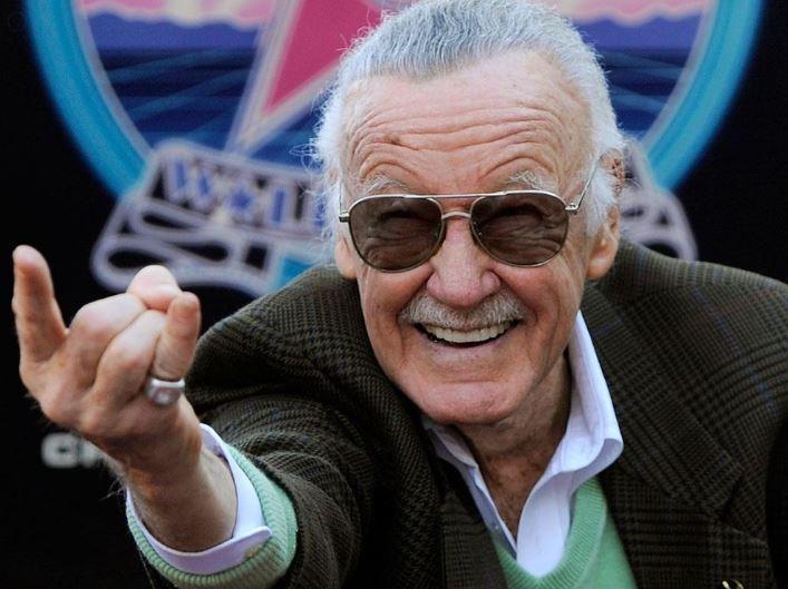 STAN LEE el mítico escritor de Marvel Cómics, cumplirá 95 años