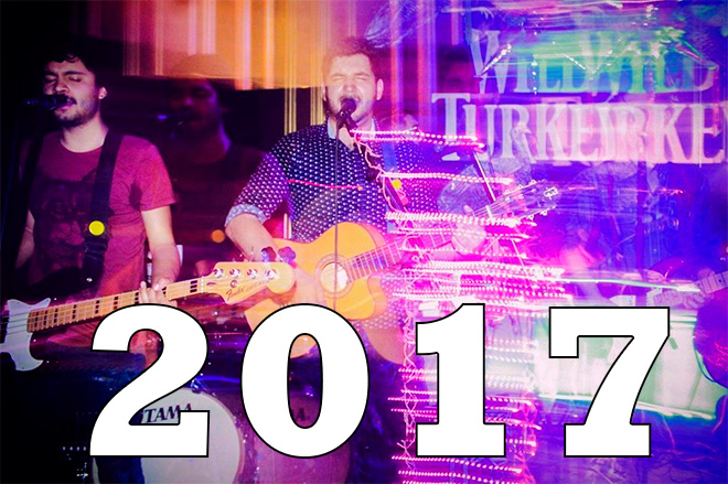 Las bandas hablan de su 2017
