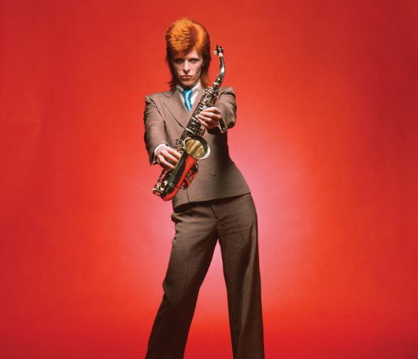 'STARMAN' el universo de David Bowie en el Foto Museo Cuatro Caminos