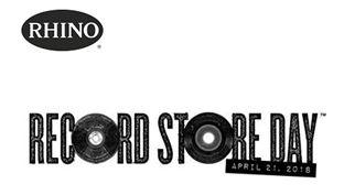 RECORD STORE DAY,  Rhino revela sus lanzamientos exclusivos.