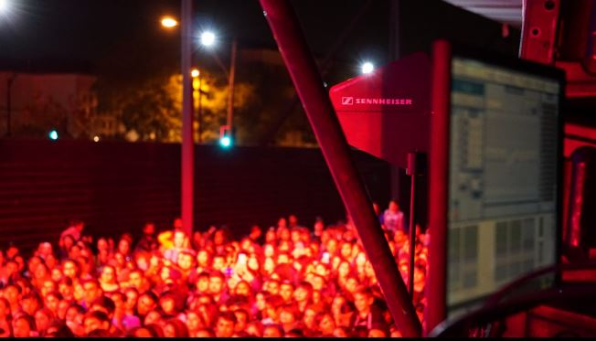 Sennheiser presente en el Ruidosa Fest 2018