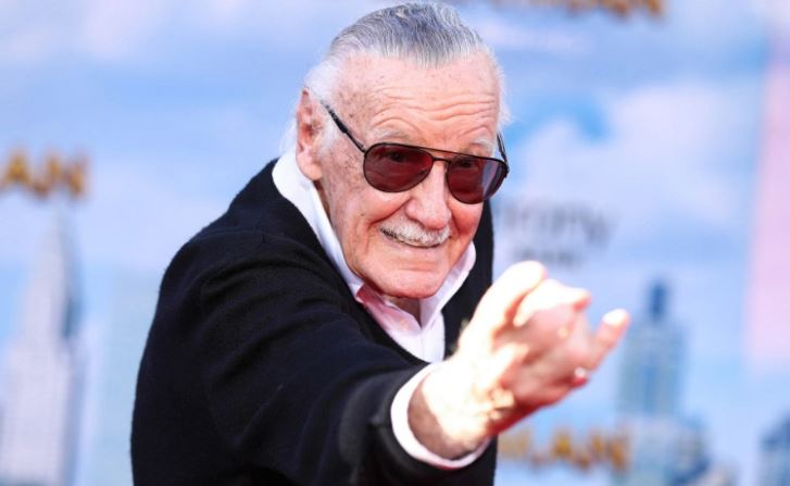 La increíble aventura de Stan Lee