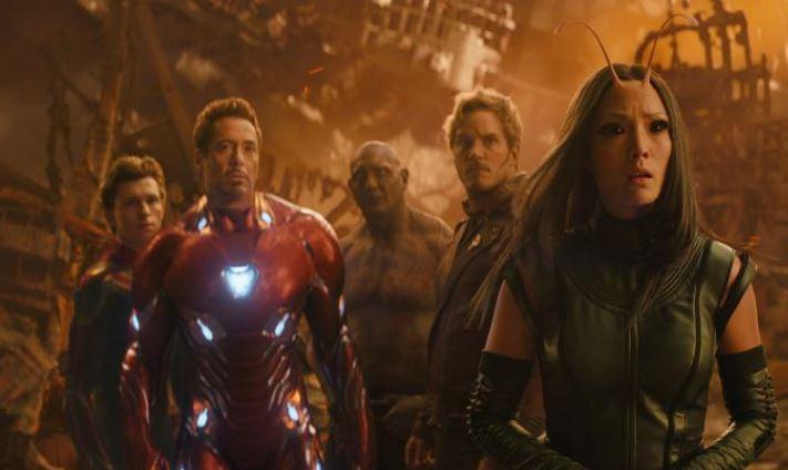 La nueva película de Marvel Studios AVENGERS: INFINITY WAR rompe récords en México:
