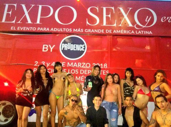 EXPO SEXO Y EROTISMO VIP  en el 360e Venue