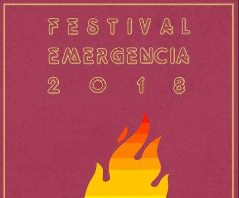 FESTIVAL EMERGENCIA 2018 - Convocatoria