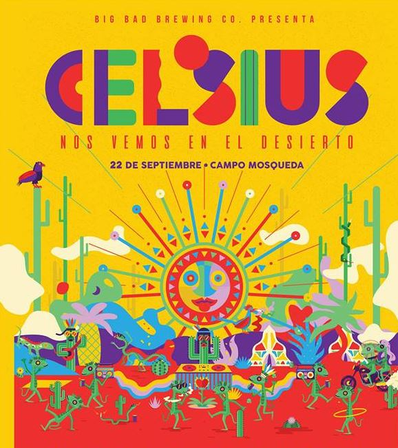 FESTIVAL CELSIUS - 22 de Septiembre