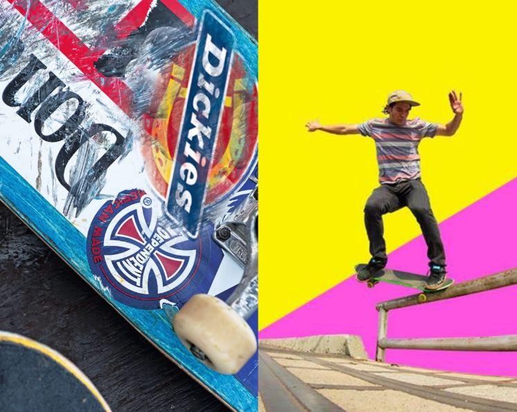 ¡Luces, cámara y patinetas!  Dickies y Lúdica convocan a su concurso de cineminuto sobre skateboarding