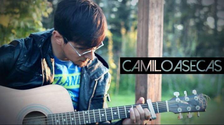 Conoce al cantautor chileno Camilo A Secas