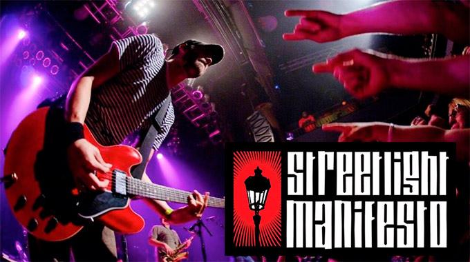 Streetlight Manifesto por primera vez en CDMX