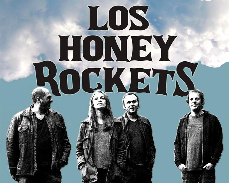Los Honey Rockets y su garage psicodélico presentan nuevo material