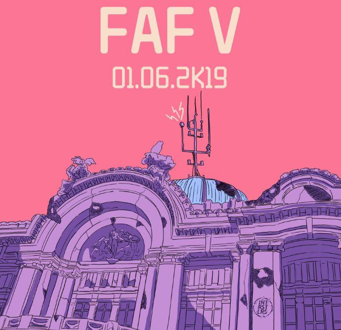 FOREVER ALONE FEST V Edición