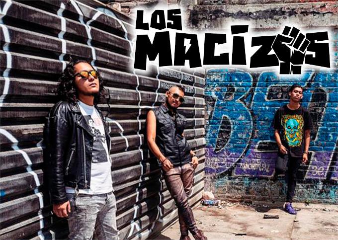 LOS MACIZOS, rock mexicano muy versátil