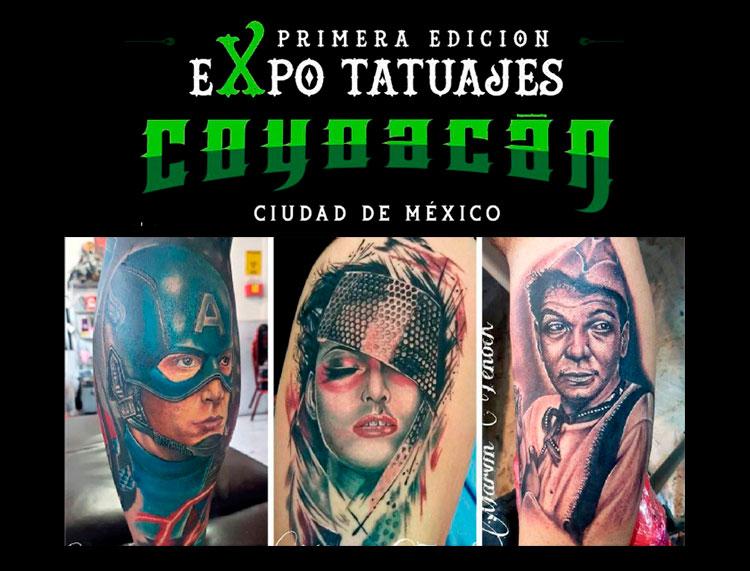 EXPO TATUAJES COYOACAN 2019