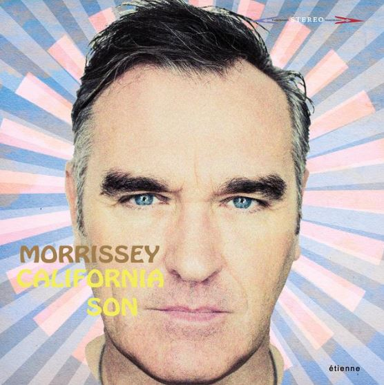 Morrissey lanza su nuevo álbum 'California Son'