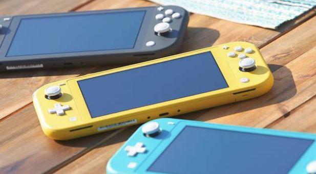 Llega el Nintendo Switch Lite