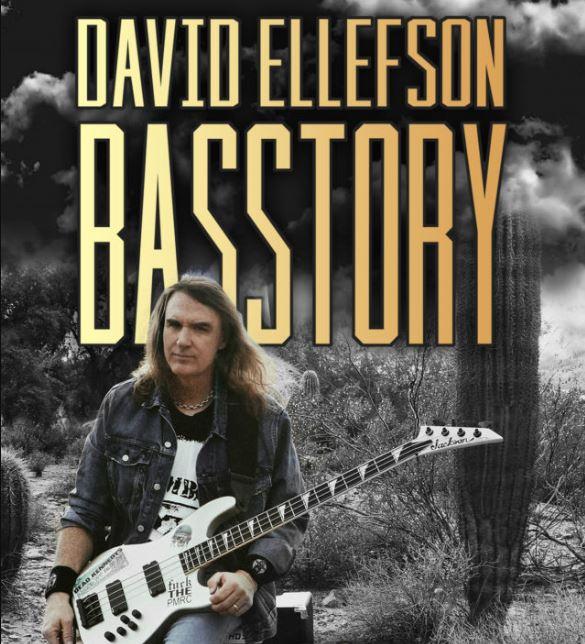 El bajista de Megadeth, Dave Ellefson, llegará a CDMX para dar una clínica de bajo