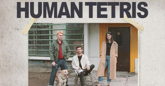 HUMAN TETRIS y  TEMPERS en el Plaza Condesa en CDMX