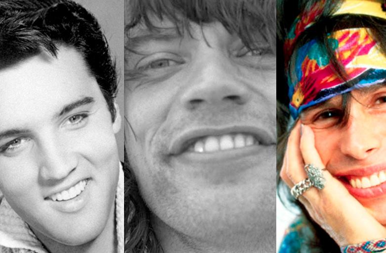 Las sonrisas más icónicas en el rock