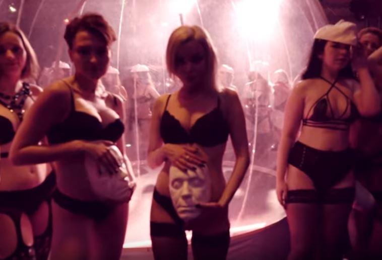 El nuevo video polémico de Till Lindemann