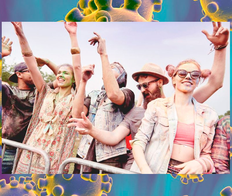 Estos festivales fueron afectados por el Coronavirus